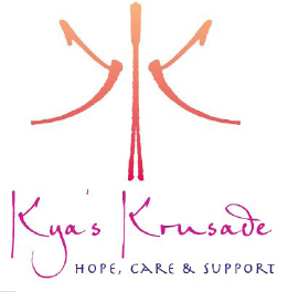 Kya's Krusade Logo Yun Fitness Bootcamps in Columbus for charity