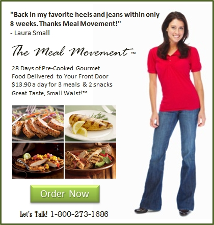Meal movement for weight loss and food system